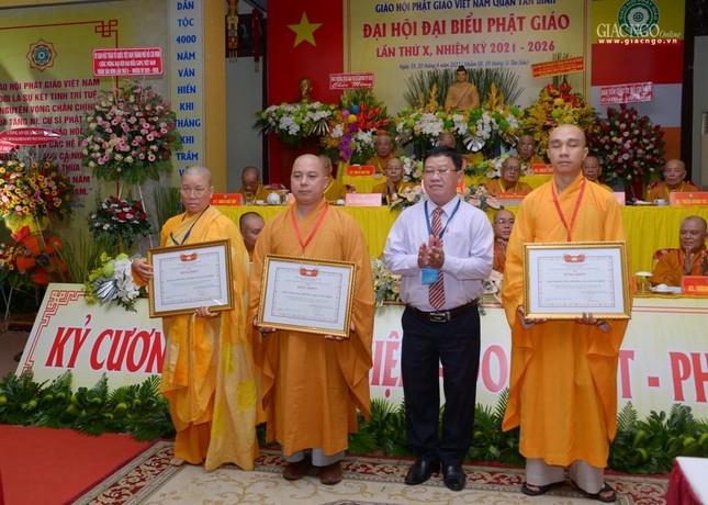 Đại hội Phật giáo quận Tân Bình lần X: Thượng tọa Thích Đạt Đức tái nhiệm Trưởng ban Trị sự ảnh 37
