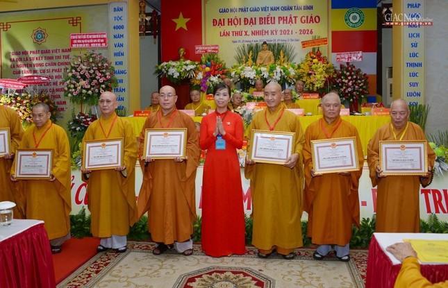 Đại hội Phật giáo quận Tân Bình lần X: Thượng tọa Thích Đạt Đức tái nhiệm Trưởng ban Trị sự ảnh 39