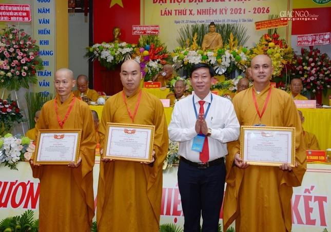 Đại hội Phật giáo quận Tân Bình lần X: Thượng tọa Thích Đạt Đức tái nhiệm Trưởng ban Trị sự ảnh 41
