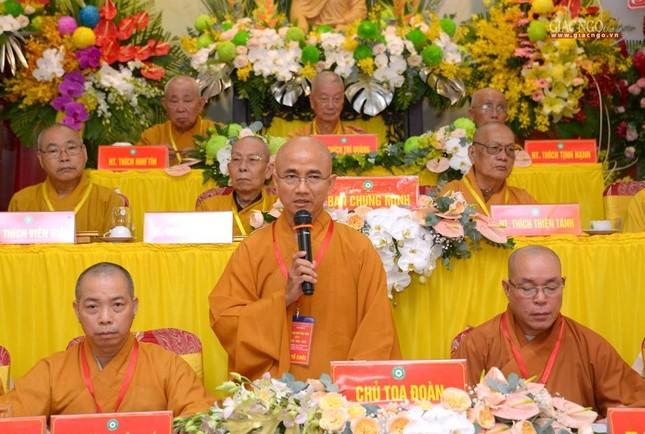 Đại hội Phật giáo quận Tân Bình lần X: Thượng tọa Thích Đạt Đức tái nhiệm Trưởng ban Trị sự ảnh 44