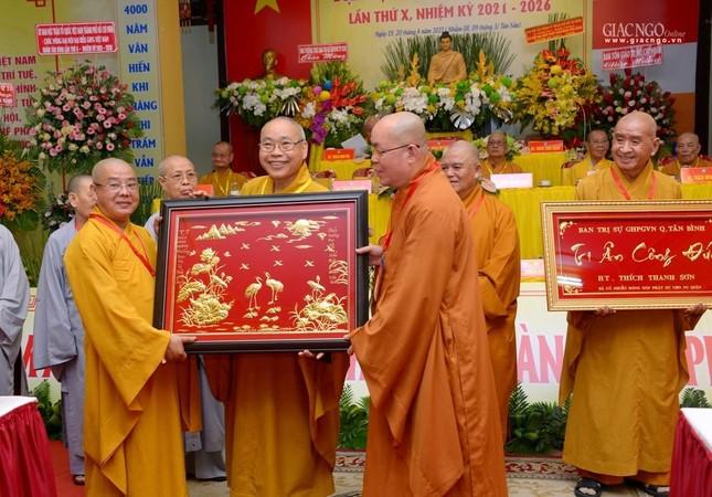 Đại hội Phật giáo quận Tân Bình lần X: Thượng tọa Thích Đạt Đức tái nhiệm Trưởng ban Trị sự ảnh 51