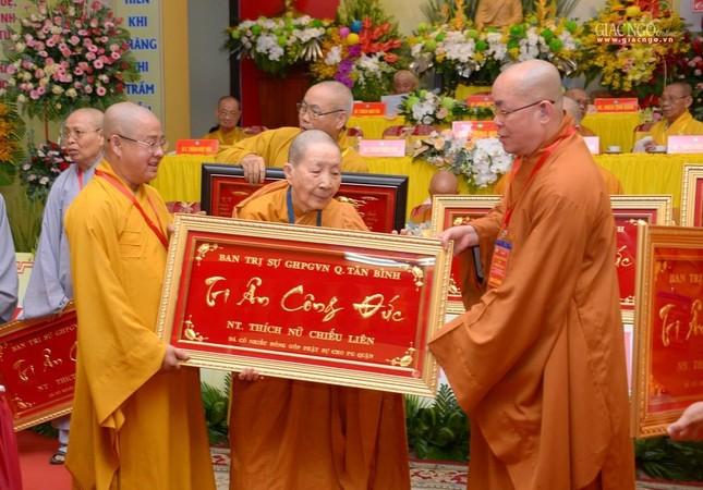 Đại hội Phật giáo quận Tân Bình lần X: Thượng tọa Thích Đạt Đức tái nhiệm Trưởng ban Trị sự ảnh 52