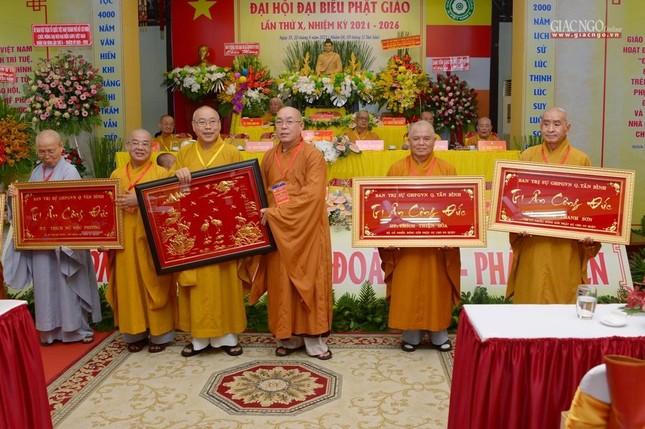 Đại hội Phật giáo quận Tân Bình lần X: Thượng tọa Thích Đạt Đức tái nhiệm Trưởng ban Trị sự ảnh 53