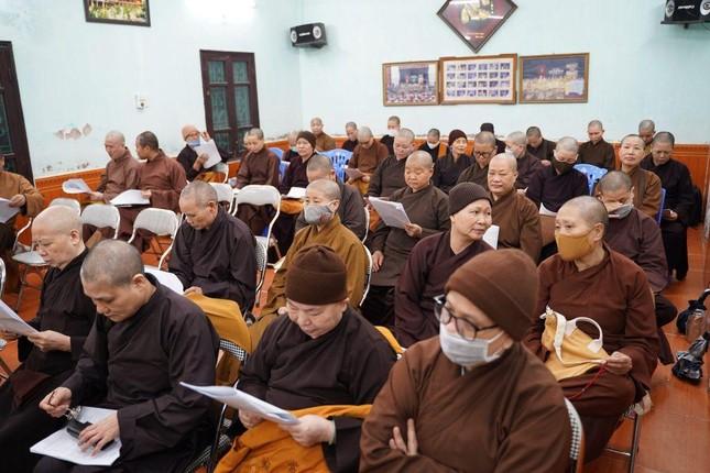Phật giáo Thủ đô sẽ tổ chức Đại lễ Phật đản Phật lịch 2565 tại Trung tâm Văn hóa Thành phố Hà Nội ảnh 5