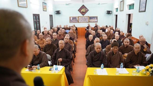 Phật giáo Thủ đô sẽ tổ chức Đại lễ Phật đản Phật lịch 2565 tại Trung tâm Văn hóa Thành phố Hà Nội ảnh 4