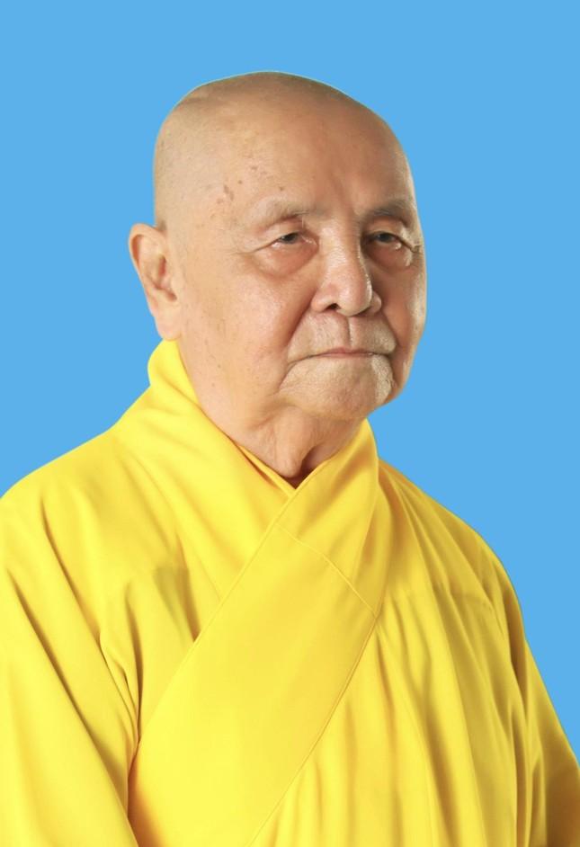 Tiểu sử Trưởng lão Hòa thượng Thích Thiện Duyên (1928-2021), Phó Pháp chủ GHPGVN ảnh 1