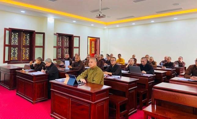 Học viện Phật giáo VN tại Hà Nội thông báo tuyển sinh 3 hệ Cử nhân, Thạc sĩ và Tiến sĩ Phật học ảnh 1