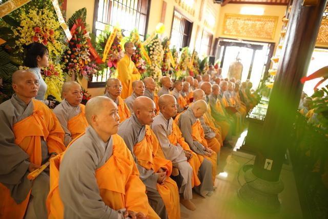 Thừa Thiên Huế: Trọng thể lễ khánh thành chùa Từ Lâm ảnh 6