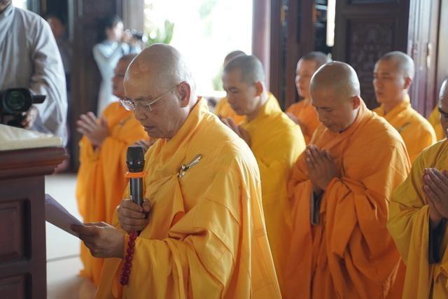 Thừa Thiên Huế: Trọng thể lễ khánh thành chùa Từ Lâm ảnh 2