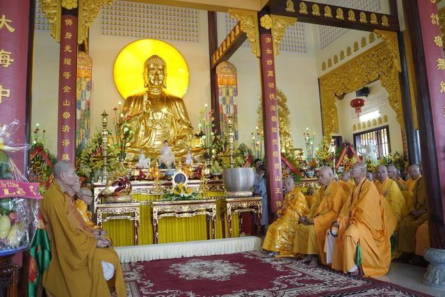 Thừa Thiên Huế: Trọng thể lễ khánh thành chùa Từ Lâm ảnh 1