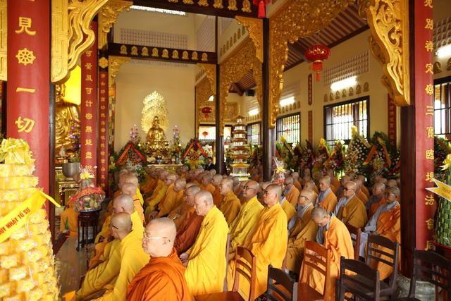 Thừa Thiên Huế: Trọng thể lễ khánh thành chùa Từ Lâm ảnh 5
