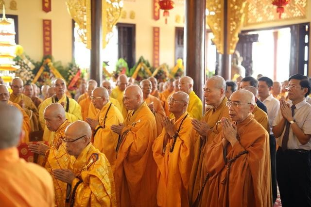 Thừa Thiên Huế: Trọng thể lễ khánh thành chùa Từ Lâm ảnh 7