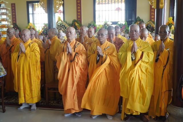 Thừa Thiên Huế: Trọng thể lễ khánh thành chùa Từ Lâm ảnh 8