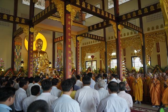 Thừa Thiên Huế: Trọng thể lễ khánh thành chùa Từ Lâm ảnh 9