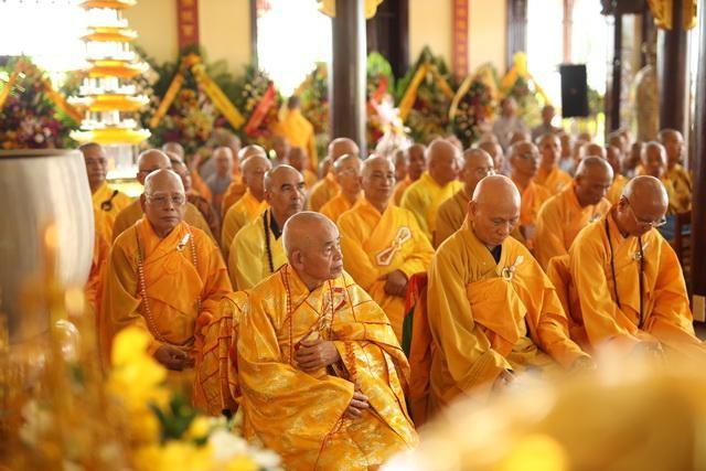 Thừa Thiên Huế: Trọng thể lễ khánh thành chùa Từ Lâm ảnh 3