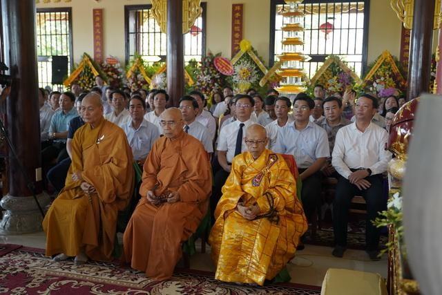 Thừa Thiên Huế: Trọng thể lễ khánh thành chùa Từ Lâm ảnh 4