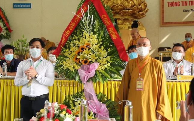 Thừa Thiên Huế: Khai mạc khóa bồi dưỡng nghiệp vụ thông tin truyền thông Phật giáo ảnh 8