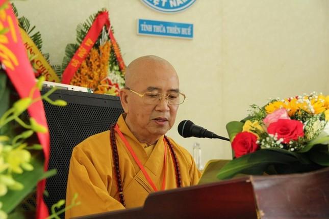 Thừa Thiên Huế: Khai mạc khóa bồi dưỡng nghiệp vụ thông tin truyền thông Phật giáo ảnh 10