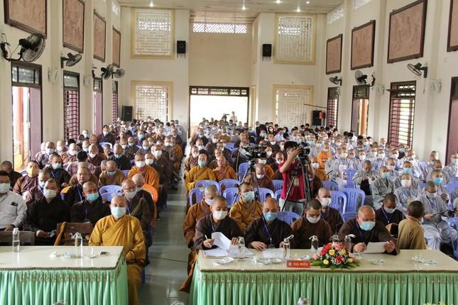 Thừa Thiên Huế: Khai mạc khóa bồi dưỡng nghiệp vụ thông tin truyền thông Phật giáo ảnh 12