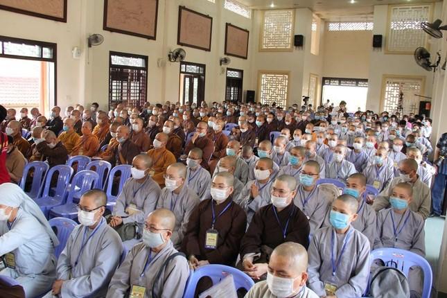 Thừa Thiên Huế: Khai mạc khóa bồi dưỡng nghiệp vụ thông tin truyền thông Phật giáo ảnh 14