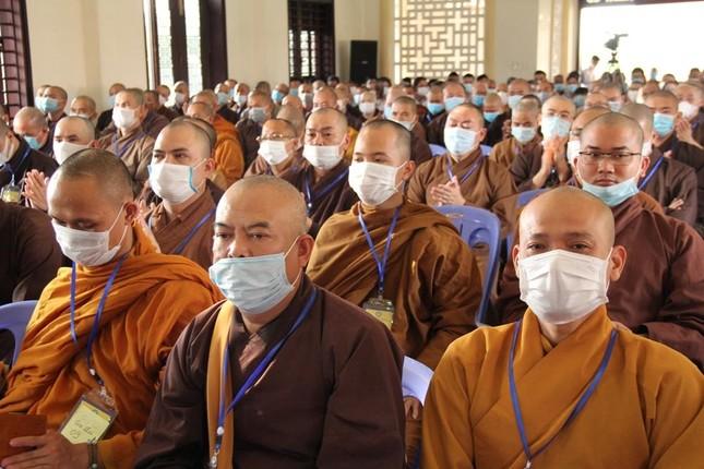 Thừa Thiên Huế: Khai mạc khóa bồi dưỡng nghiệp vụ thông tin truyền thông Phật giáo ảnh 11