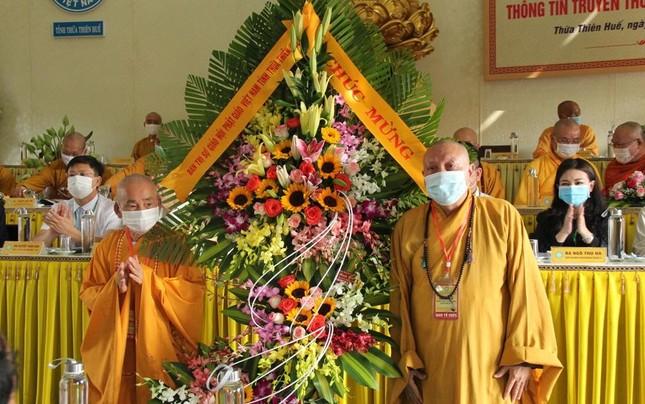 Thừa Thiên Huế: Khai mạc khóa bồi dưỡng nghiệp vụ thông tin truyền thông Phật giáo ảnh 6