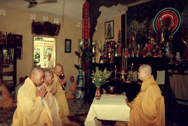 Tưởng niệm 25 năm ngày Thượng tọa Thích Minh Phát viên tịch tại tổ đình Ấn Quang ảnh 4
