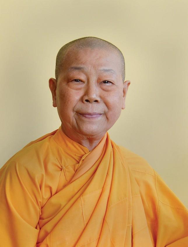 Các ứng cử viên là Tăng Ni TP.HCM: Mong tạo thêm nhịp cầu giữa chính quyền với Tăng Ni, Phật tử ảnh 1
