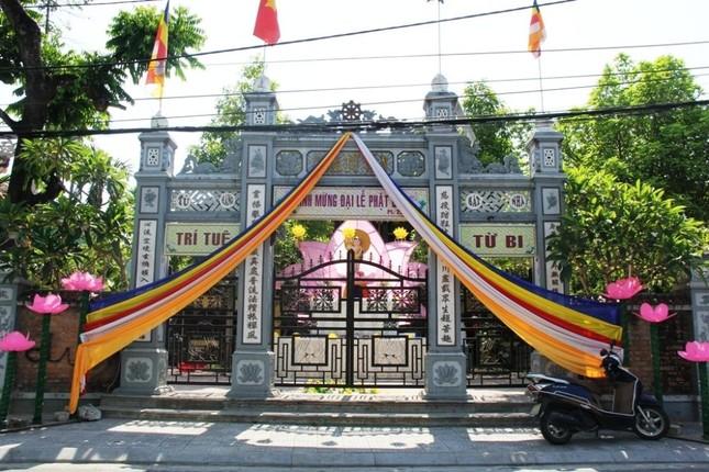 Yên ắng không khí Phật đản ở cố đô Huế ảnh 6