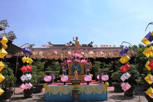 Yên ắng không khí Phật đản ở cố đô Huế ảnh 10