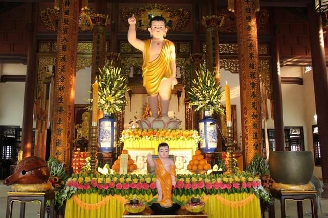 Yên ắng không khí Phật đản ở cố đô Huế ảnh 14