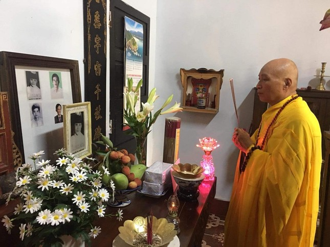 Thừa Thiên Huế: Dâng hương tưởng niệm và thăm các gia đình Thánh tử đạo trong Pháp nạn 1963 ảnh 8