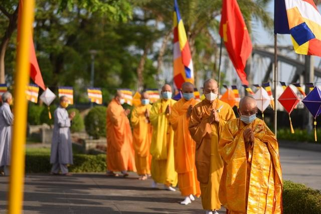 Thừa Thiên Huế: Dâng hương tưởng niệm và thăm các gia đình Thánh tử đạo trong Pháp nạn 1963 ảnh 5