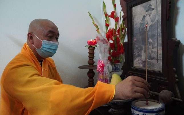 Thừa Thiên Huế: Dâng hương tưởng niệm và thăm các gia đình Thánh tử đạo trong Pháp nạn 1963 ảnh 9