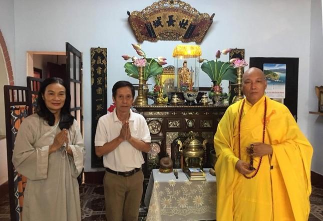 Thừa Thiên Huế: Dâng hương tưởng niệm và thăm các gia đình Thánh tử đạo trong Pháp nạn 1963 ảnh 10