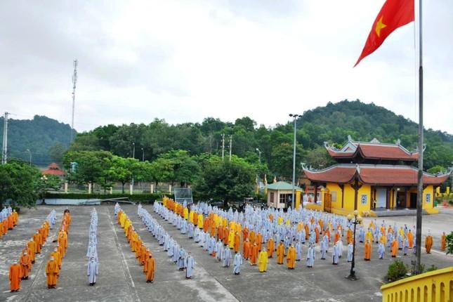 Hơn 500 Tăng Ni sinh Học viện Phật giáo VN tại Hà Nội hoàn thành việc bỏ phiếu ảnh 2