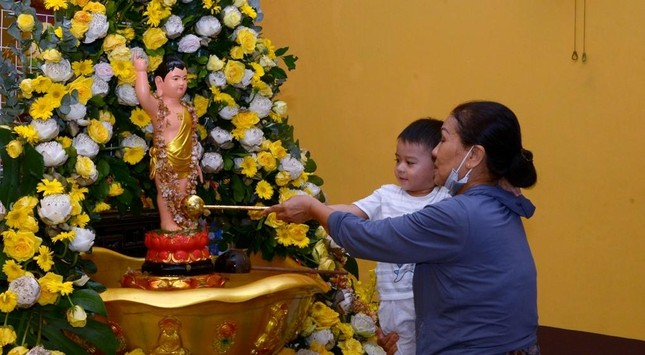 Nhìn lại: Một mùa Phật đản đặc biệt ảnh 2