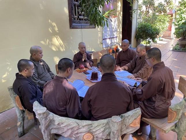 Một ngày an cư trong mùa giãn cách xã hội tại chùa Bằng - Hà Nội ảnh 7