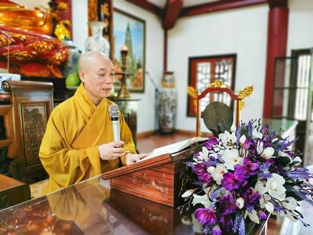 Một ngày an cư trong mùa giãn cách xã hội tại chùa Bằng - Hà Nội ảnh 6