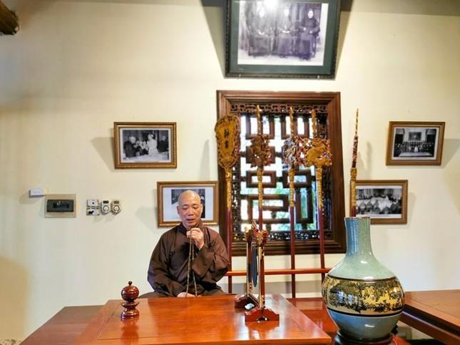 Một ngày an cư trong mùa giãn cách xã hội tại chùa Bằng - Hà Nội ảnh 10