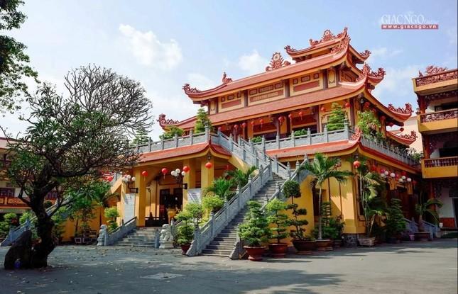 TP.HCM: Phật giáo đề nghị dùng Việt Nam Quốc Tự, chùa Phổ Quang làm bệnh viện dã chiến cho Tăng Ni ảnh 2