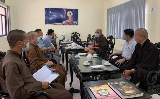 Tỉnh Thừa Thiên Huế thu hồi quyết định, tạm chưa sử dụng Học viện Phật giáo làm nơi cách ly y tế ảnh 2