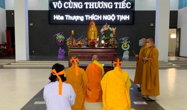 Khánh Hòa: Cung thỉnh kim quan Hòa thượng Thích Ngộ Tịnh trà-tỳ ảnh 4