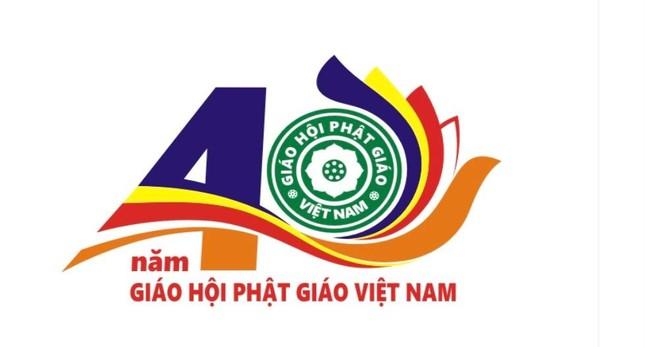 Trung ương GHPGVN công bố logo chính thức Đại lễ kỷ niệm 40 năm thành lập Giáo hội ảnh 1