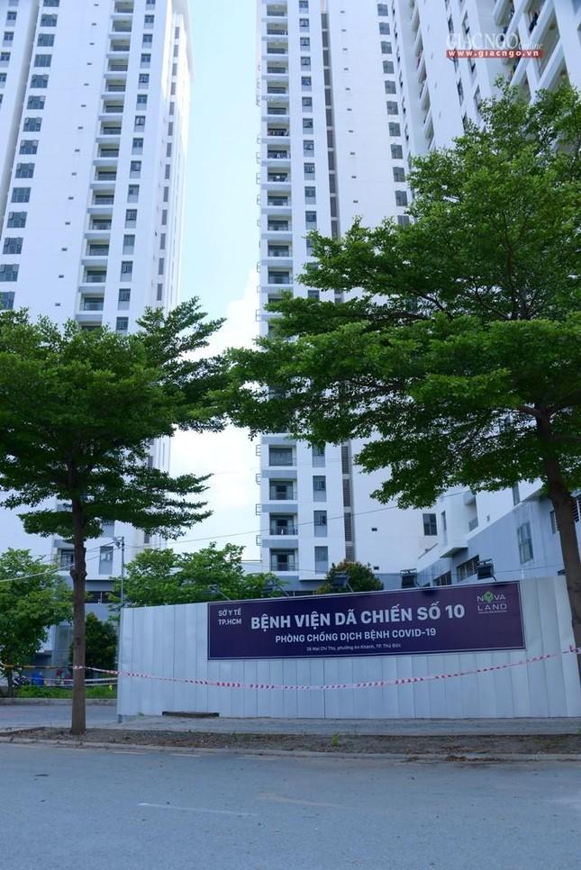 Trưởng lão Hòa thượng Thích Trí Quảng nói về việc Tăng Ni điều trị tại Bệnh viện Dã chiến số 10 ảnh 2