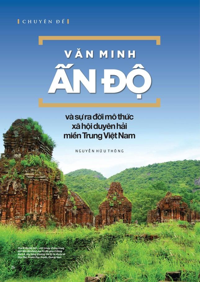 Ấn phẩm Liễu Quán số 24: Di sản Phật giáo Chăm-pa vùng Bắc Hải Vân ảnh 9