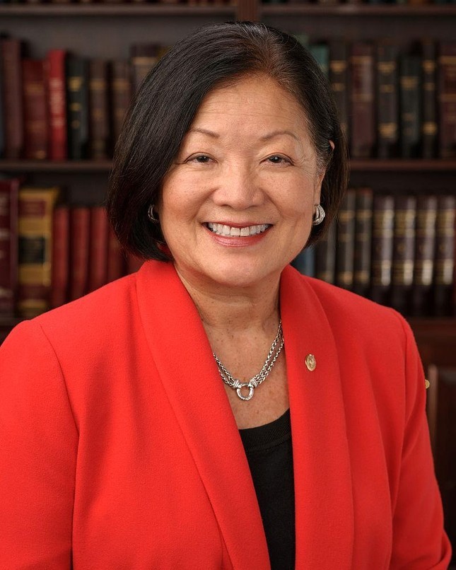 Một nữ thượng nghị sĩ Mỹ là Phật tử ảnh 1