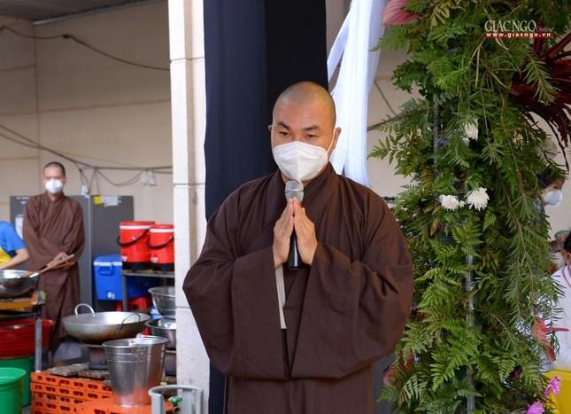 Ban Trị sự GHPGVN TP.HCM thăm các chùa Vĩnh Nghiêm, Giác Ngộ, Tường Nguyên, Nam Thiên Nhất Trụ ảnh 24