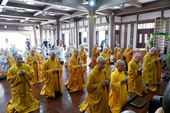 Ban Văn hóa Phật giáo TP.HCM tổng kết Phật sự ảnh 4