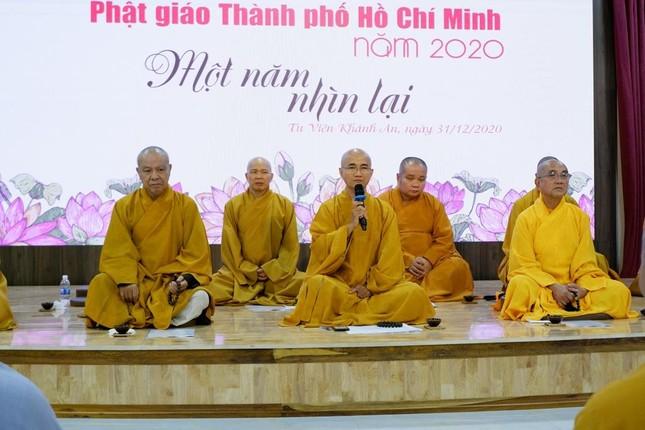 Ban Văn hóa Phật giáo TP.HCM tổng kết Phật sự ảnh 3